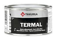 Термал черная силиконовая краска 0,333 л