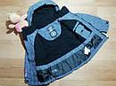Теплая зимняя куртка на девочку Killtec (США) (Размер 6Т), фото 3