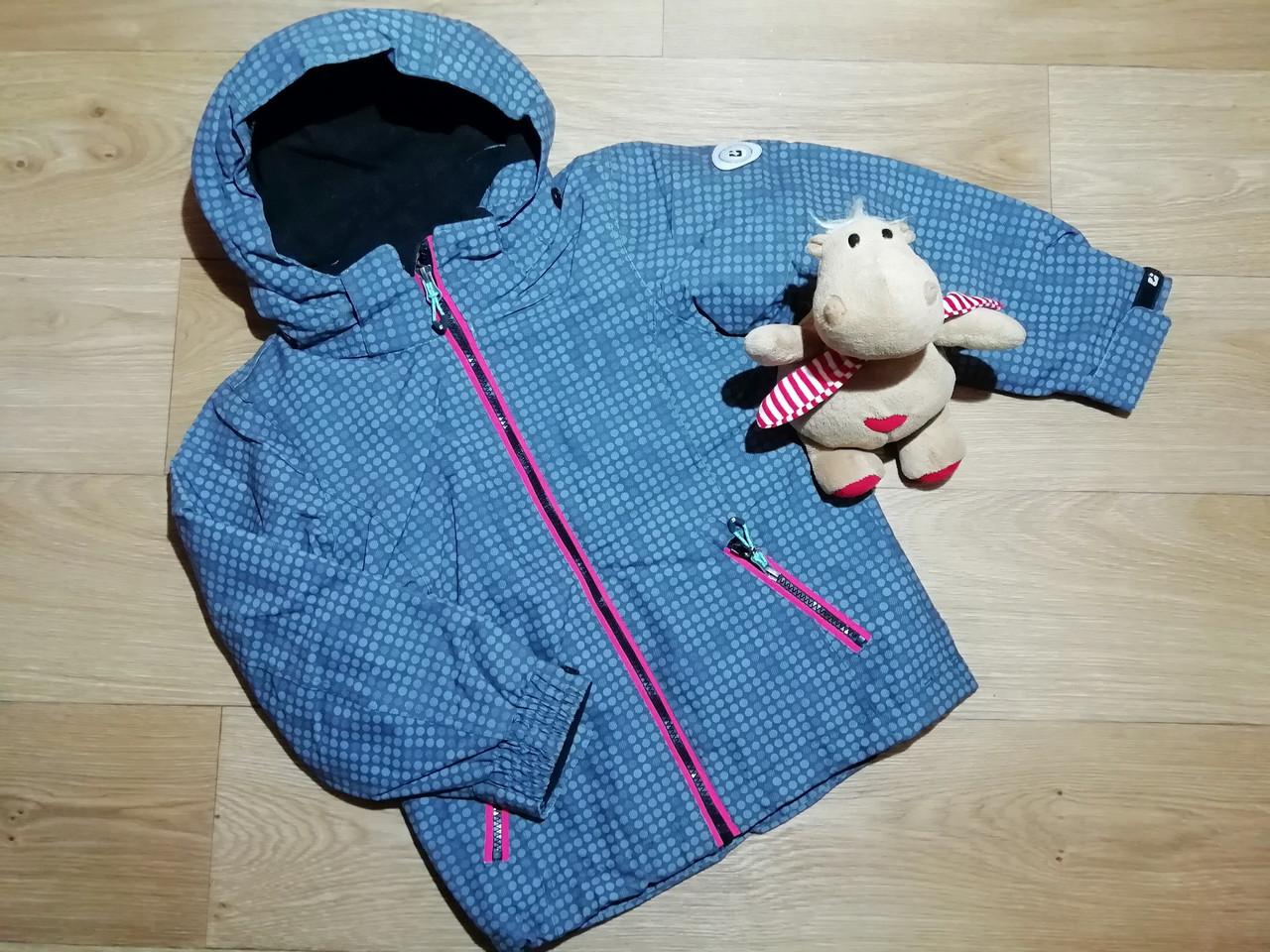 Теплая зимняя куртка на девочку Killtec (США) (Размер 6Т)