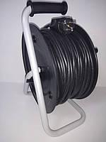 Подовжувач  без заземлення 30 м  (ПВС 2х1,5, 3 кВт)