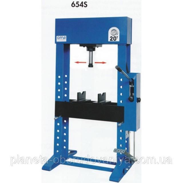 Пресс гидравлический ОМА 654 S
