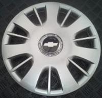 Колпаки колесные SKS/ SJS (СКС/ СЖС) 312 (R15) с эмблемой Chevrolet epica (шевроле эпика 2006+)