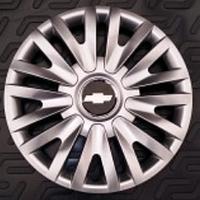 Колпаки колесные SKS/ SJS (СКС/ СЖС) 313 (R15) с эмблемой Chevrolet epica (шевроле эпика 2006+)