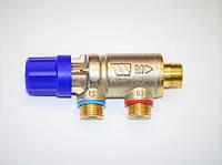 Термостатический смесительный клапан WATTS INSTAMIX 30-60°C