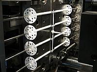 Пресс-форма для теплоизоляционного дюбеля. Проектирование и изготовление пресс-форм для дюбеля для теплоизоляц