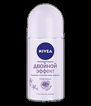 Дезодорант шариковый женский Nivea Двойной эффект