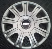 Колпаки колесные SKS/ SJS (СКС/ СЖС) 319 (R15) с эмблемой Chevrolet epica (шевроле эпика 2006+)