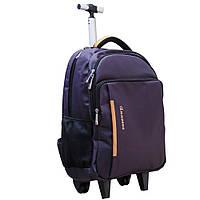 Рюкзак на колесах  с отделением для ноутбука 33 л 500110