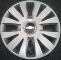 Колпаки колесные SKS/ SJS (СКС/ СЖС) 324 (R15) с эмблемой Chevrolet epica (шевроле эпика 2006+)