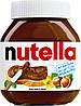 Шоколадно ореховая паста Nutella 825 г