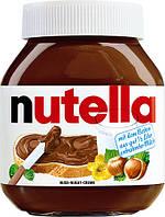Шоколадная паста Nutella 825 грам.
