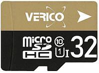 Карта памяти Verico microSDHC/SDXC  Class 10 UHS-I 32 Gb