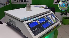 Торговые весы 6 кг CAS ER JR-CB