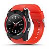 Розумні годинник Smart Watch V8 білі Оригінал, фото 7