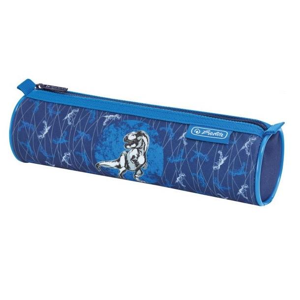 Пенал Herlitz Round Dino Blue (50014545D)