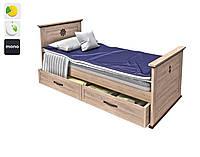 Кровать Шкипер 120 см(без ниши)