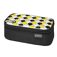 Пенал Herlitz Be.Bag BEAT Smileyworld Black & Yellow (50015283), фото 1