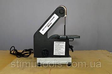 Ленточно-дисковый шлифовальный станок FDB Maschinen MM300