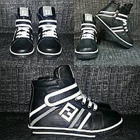 Кожаная обувь для школы