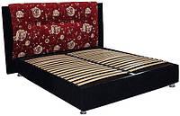 Кровать подиум №1 двухспальная Matroluxe с подъемным механизмом (ткань оббивки: 1 категоря) спальное место 1600х2000 мм