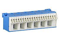 Блок N-клемм, кол-во единиц деления - 3,5; ширина - 105 мм