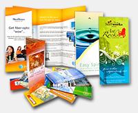 Печать брошюр,  печать каталогов цифровая и офсетная печать