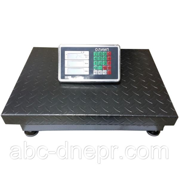 Весы товарные 400х500 мм, фото 1