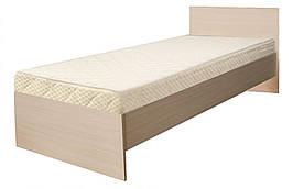 Кровать №1 односпальная Matroluxe (Жесткое основание из ДСП) (спальное место ШхГ - 800х1900)