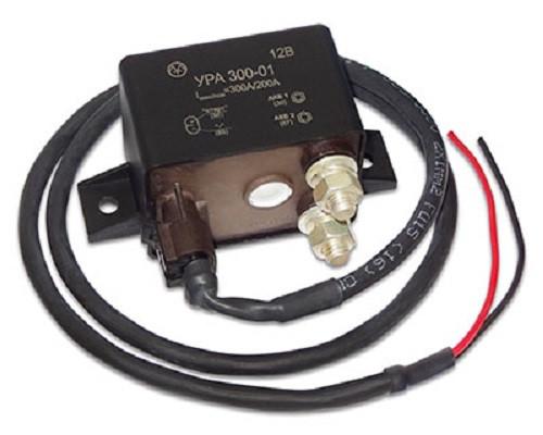 Пристрої розв'язки акумуляторів УРА 300-01