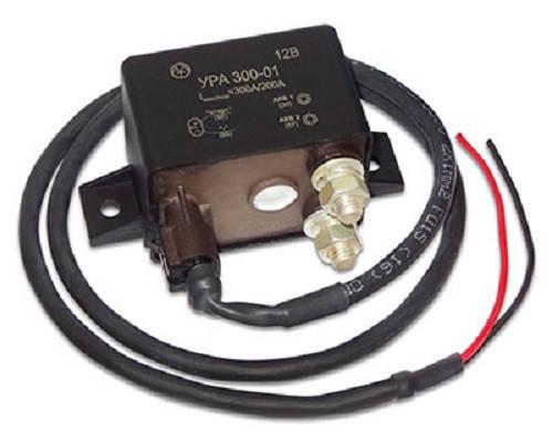 Пристрої розв'язки акумуляторів УРА 300-01, фото 2
