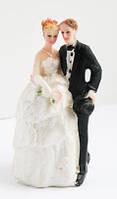 Свадебная фигурка на торт - Жених и невеста