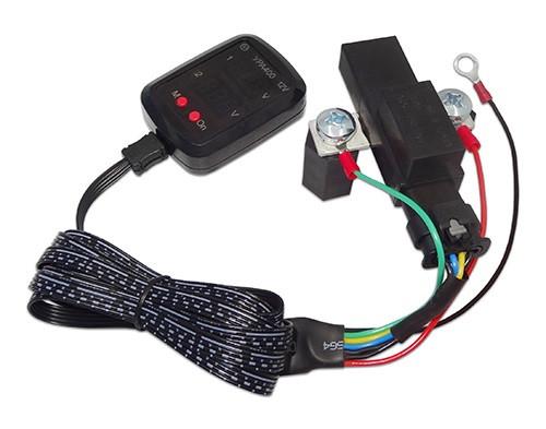 Пристрої розв'язки акумуляторів УРА 400