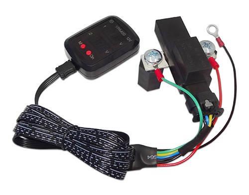 Пристрої розв'язки акумуляторів УРА 400, фото 2