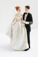 Свадебное украшение на торт - Наречені