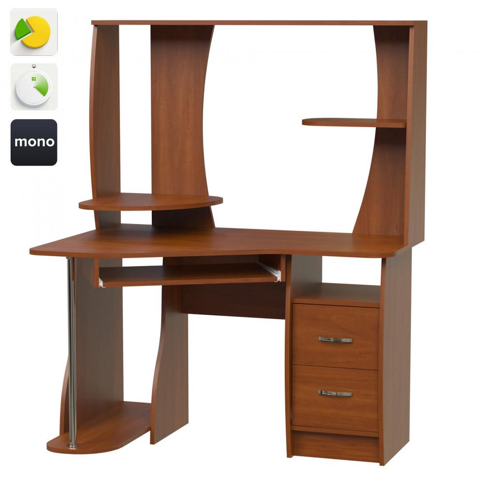 """Компьютерный стол """"Ника-мебель"""" «Ундина»"""