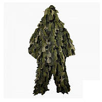 Костюм маскировочный MILTEC Ghillie OAK LEAF XLXXL Зеленый, КОД: 150398