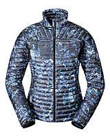 Куртка Eddie Bauer Womens MicroTherm StormDown Jacket SAPPHIRE S Голубой 1062SP-S, КОД: 259898
