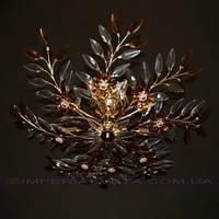 Люстра хрустальная припотолочная IMPERIA восьмиламповая LUX-441226