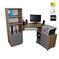 """Компьютерный стол """"Ника-мебель"""" «Плутон», фото 1"""