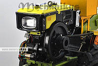 Двигатель дизельный Добрыня R180E (8,8л.с., стартер)
