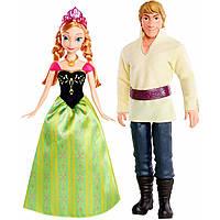 Куклы Disney Frozen Anna and Kristoff Doll (20181116V-1117)