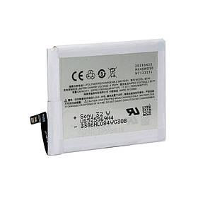 Аккумулятор Meizu BT40 для MX4 3100 mAh 00000040573, КОД: 291850
