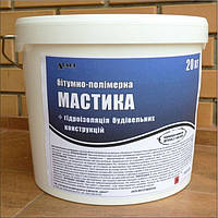 Мастика гидроизоляционная битумно полимерная