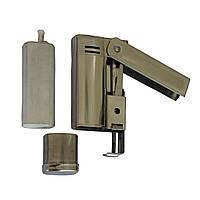 Зажигалка SuperTriplex Oil Brass IMCO Logo Gold, КОД: 119033