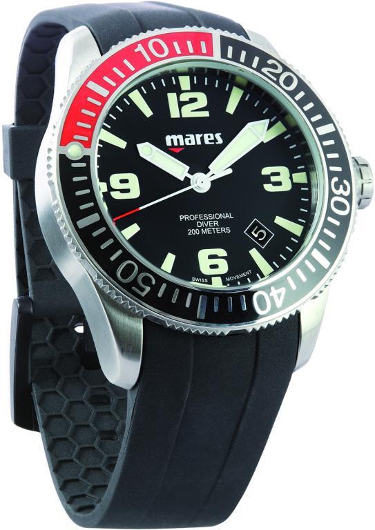 Часы Mares Mission Watch для дайвинга - «Вулкан» товары для рыбалки, охоты, 42342cbdd01