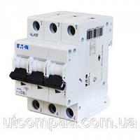 Автоматический выключатель PL6-C25/2, 2Р 25А 6,0кА х-ка С, Eaton (Moeller)
