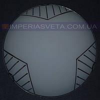 Светильник накладной, на стену и потолок IMPERIA двухламповый (таблетка) LUX-523261