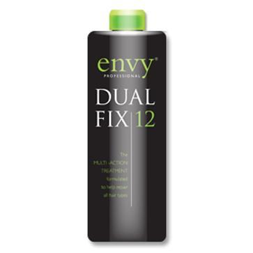 Envy Professional Dual Fix 12 Профессиональное салонное восстановление для волос любого типа 1000ml