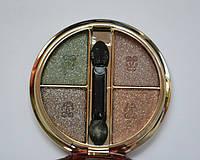 Уценка Тени Guerlain Ombre Eclat 4 Shades Eyeshadow - потерта упаковка, посыпаны, без аппликатора 06