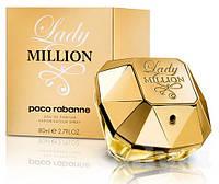 Парфюмированная вода Lady Million Paco Rabanne от Ламбре